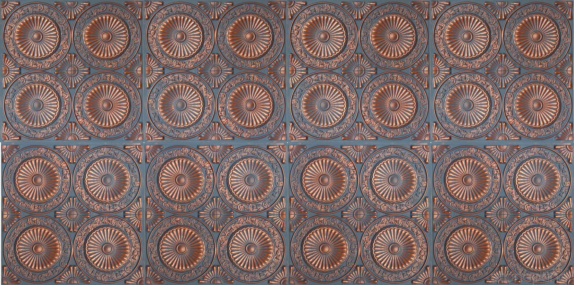 Tavan Karosu Coranado Bluish Copper