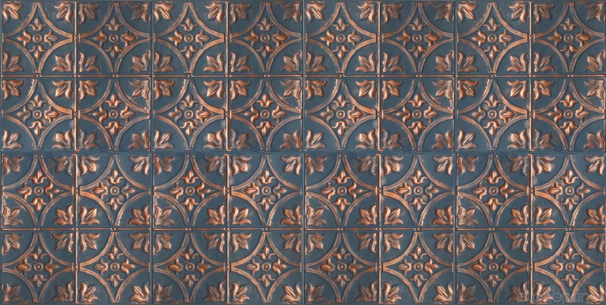 Tavan Karosu Custom Bluish Copper