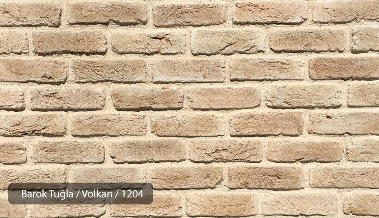 Kültür Tuğlası Barok Volkan