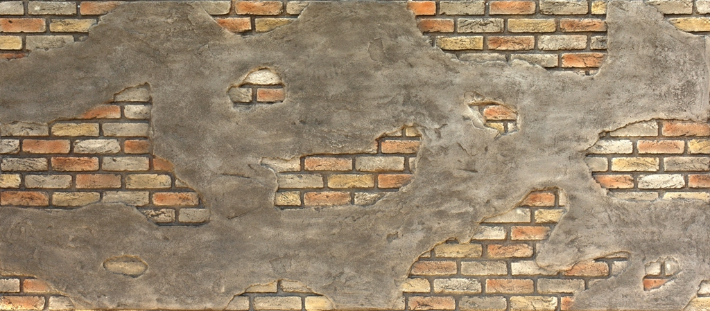 Tuğla Panel Ladrillo Cemento Retro