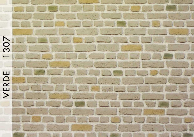 Tuğla Panel Ladrillo Verde