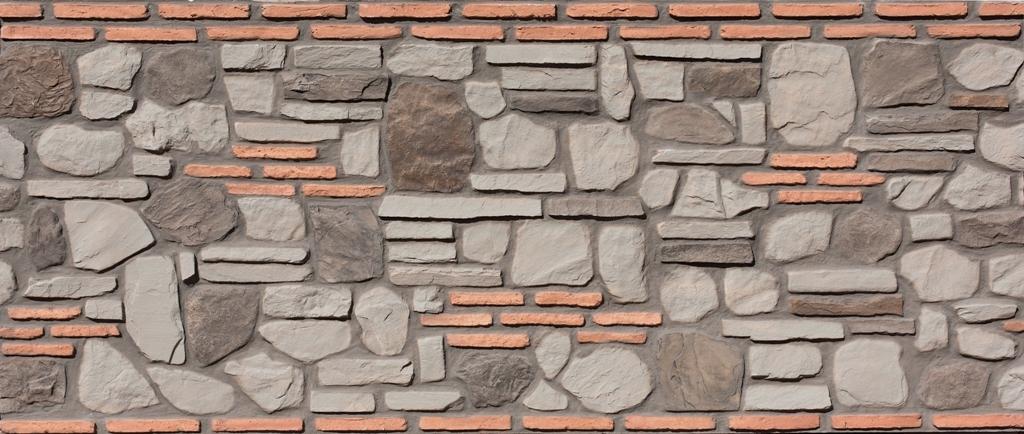 Taş Panel Pedras Gris