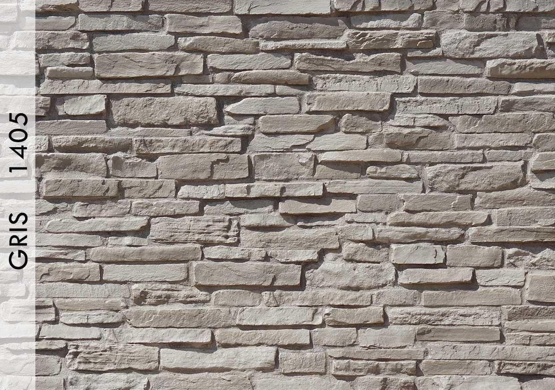 Taş Panel Piedra Gris