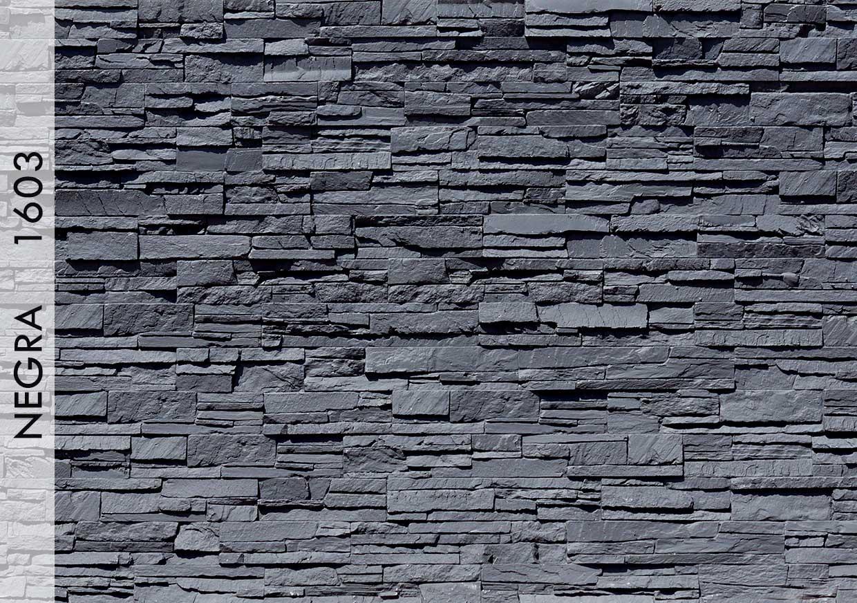 Taş Panel Rotto Negra