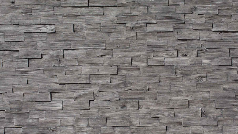 Ahşap Panel Wood Anthracite