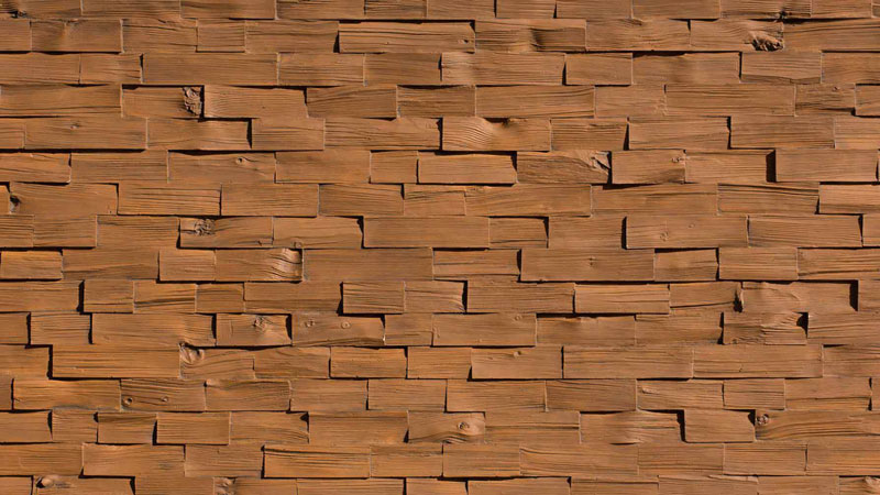 Ahşap Panel Wood Basalto
