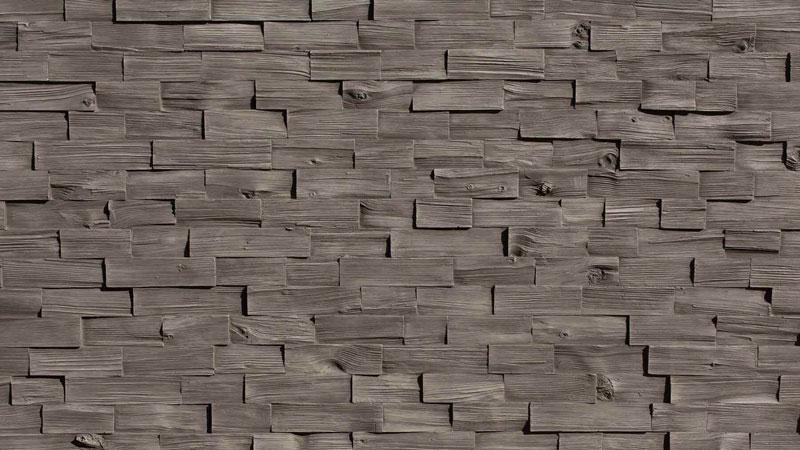 Ahşap Panel Wood Gris