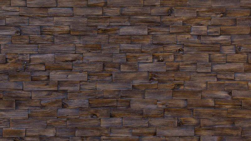 Ahşap Panel Wood Marron